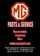 MG Parts & Service