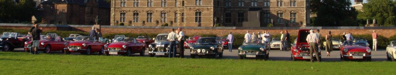 MG Car Club Danish Centre