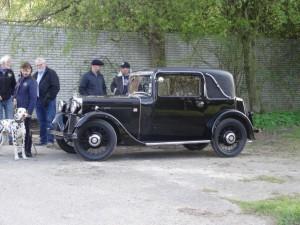 03 Morris 10-6 deltog ikke i konkurrencen
