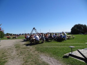 Frokost Smørmosen på Thurø