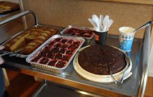 Hjemmebagte kager
